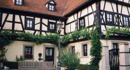 Gerolzhofen - Bleichstraße - Stadt Gerolzhofen (Fotowettbewerb 2004).jpg